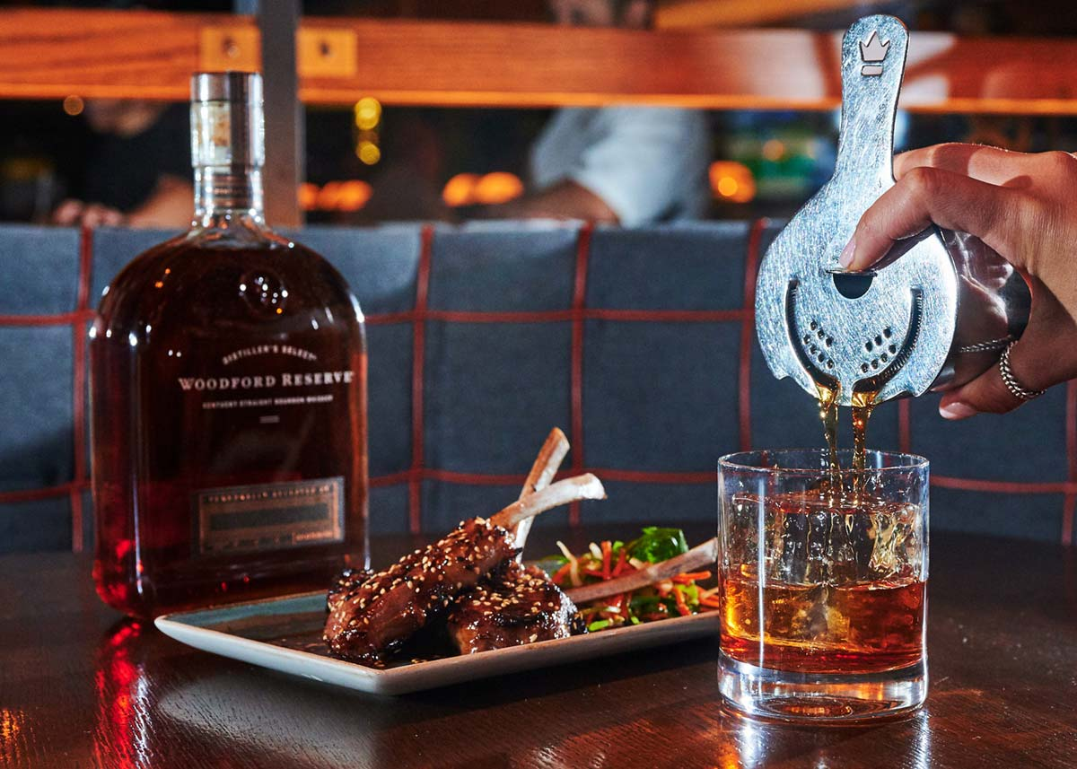 Woodford Reserve Pair & Share - Ocean Prime